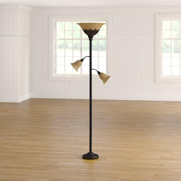 Quincy 71 Torchiere Floor Lamp