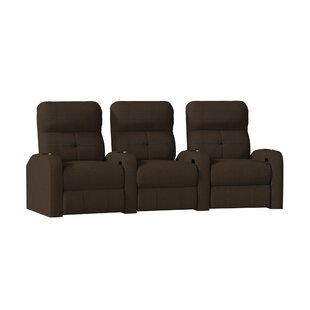 Home Theater Curved Row Seating (Row of 3)