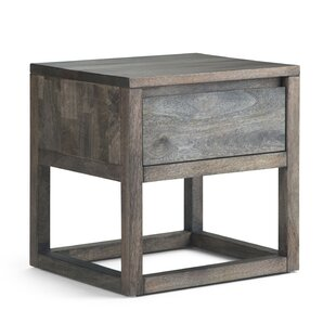 Cornell End Table with Storage