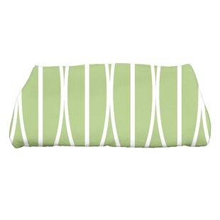 Sailer Ovals Go Round Geometric Print Bath Towel