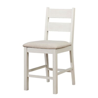 """Carrera 24.25"""" Bar Stool With Cushion by August Grove"""