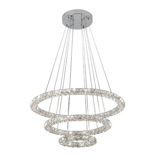 Shop For Harmon 45-Light Crystal Chandelier By Willa Arlo Interiors