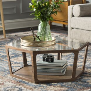 Look for Voorhies Coffee Table By Brayden Studio