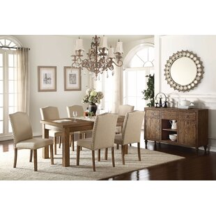 Gracie Oaks Belavida Dining Table
