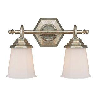 Alcott Hill Santillan 2-Light Vanity Light