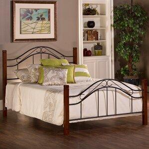 Chittim Panel Bed by Loon Peak
