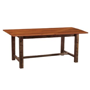 Reclaimed Barnwood Rectangle Dining Table by Fireside Lodge Purchase