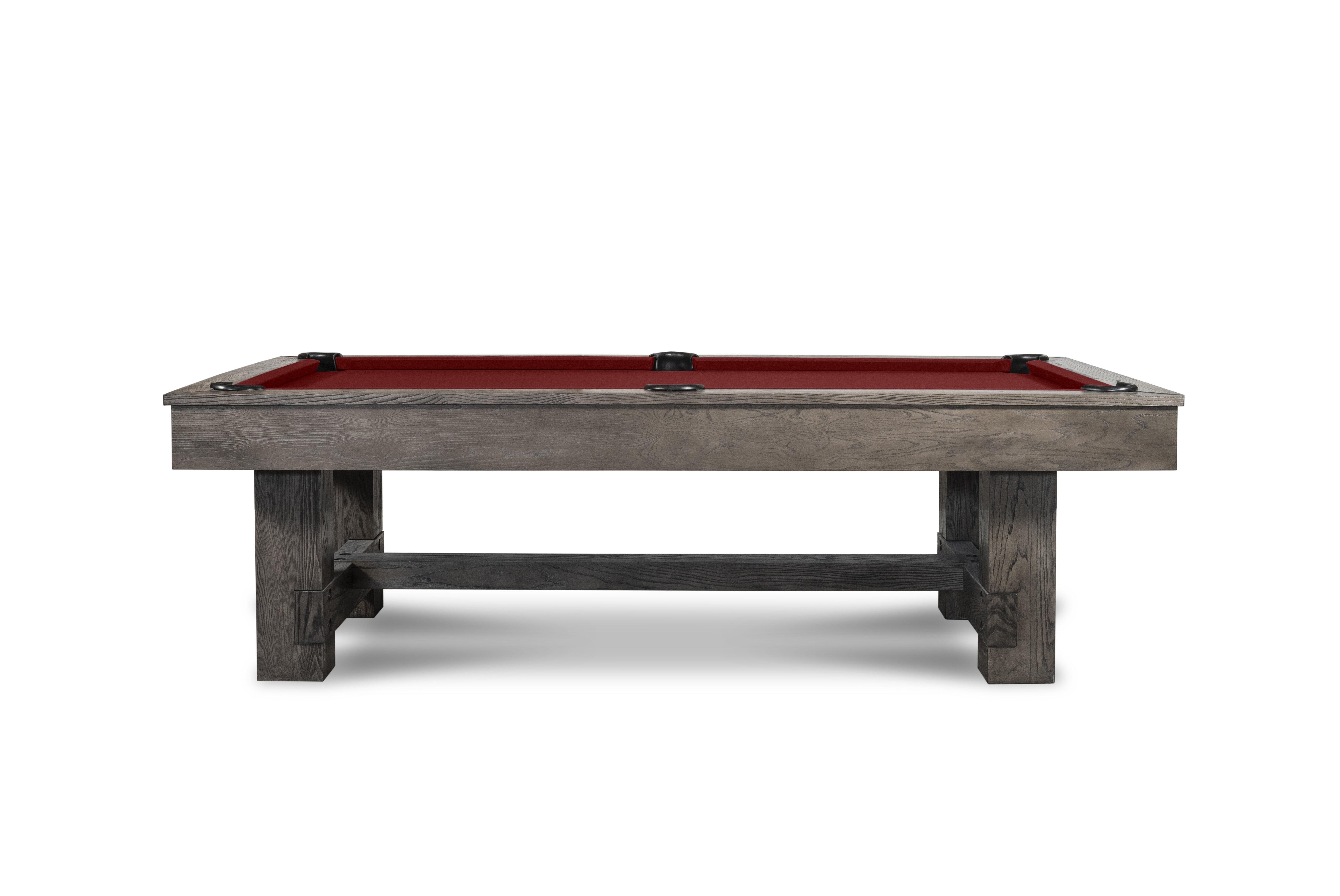 Nixon Billiards Rocky Premium Billiard Accessories 8' Slate Pool