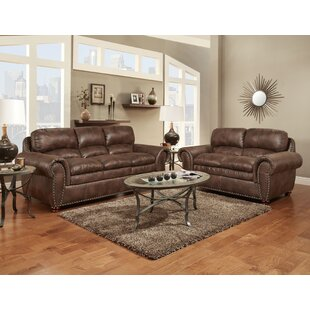 Affordable Orrville 2 Piece Living Room Set by Union Rustic Reviews (2019) & Buyer's Guide