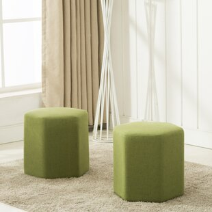 George Oliver Royalton Ottoman (Set of 2)