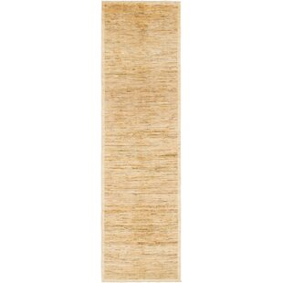 Affordable Price One-of-a-Kind Nash Hand-Knotted Runner 2