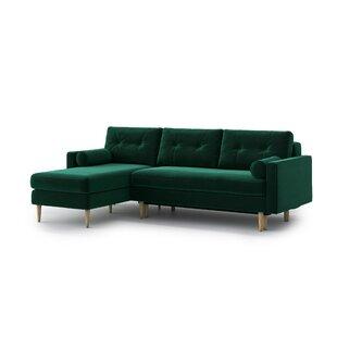 Stclair Reversible Sleeper Corner Sofa By 17 Stories