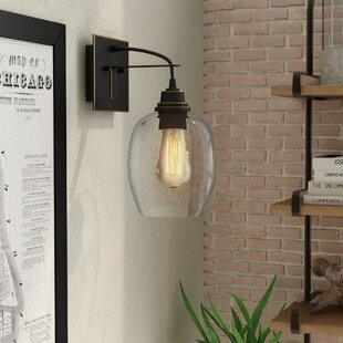 Inexpensive Ararinda 1-Light Armed Sconce By Trent Austin Design