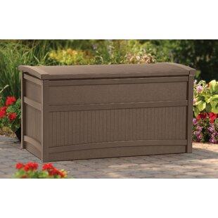 50 Gallon Resin Deck Box by Suncast