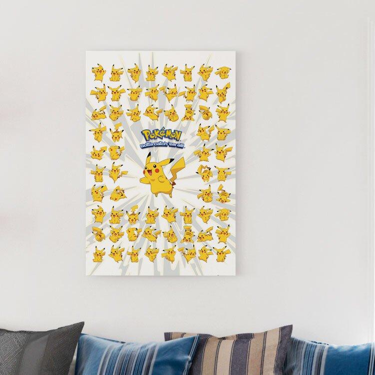 """Reinders Paneel """"Pokemon Pikachu"""", Grafikdruck & Bewertungen ..."""