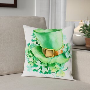 Suren Nersisyan St. Patrick's Day Throw Pillow