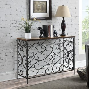 Bolander Traditional Console Table