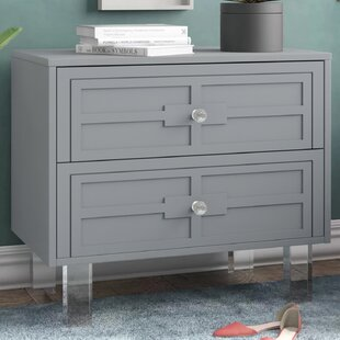 Admiranda 2 Drawer Nightstand by Willa Arlo Interiors