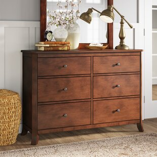 Birch Lane? Heritage Marilyn 6 Drawer Double Dresser