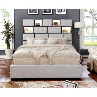 Where buy  Widener Upholstered Panel Bed by Orren Ellis Reviews (2019) & Buyer's Guide