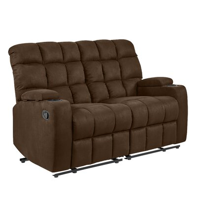 Cotton Amp Polyester Polyester Blend Loveseats You Ll Love