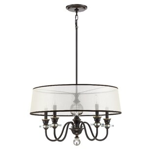 Seagraves 5-Light Drum Chandelier
