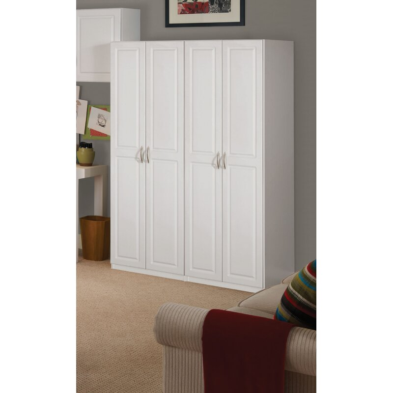 Dimensions 72 H X 24 W 18 D 2 Door Storage Cabinet