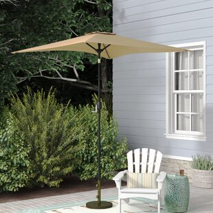 Bradford Patio 6.5' Square Market Umbrella