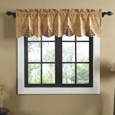 Caudell Lined Valance August Grove