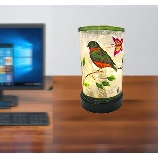 Creative Motion Bird Glass 15 Light LED Decorative 7