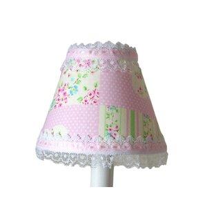 Petite Patchwork 11 Fabric Empire Lamp Shade