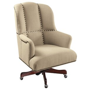 Larkin Genuine Leather Executive Chair