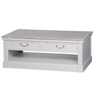 Tolliver Coffee Table With Storage By Beachcrest Home