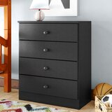 Doyle 4 Drawer Dresser by Trule