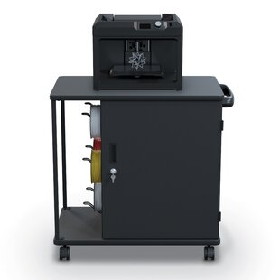 Waddell 3D Printer Cart By Symple Stuff