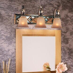 Astoria Grand Mcmillian 3-Light Vanity Light