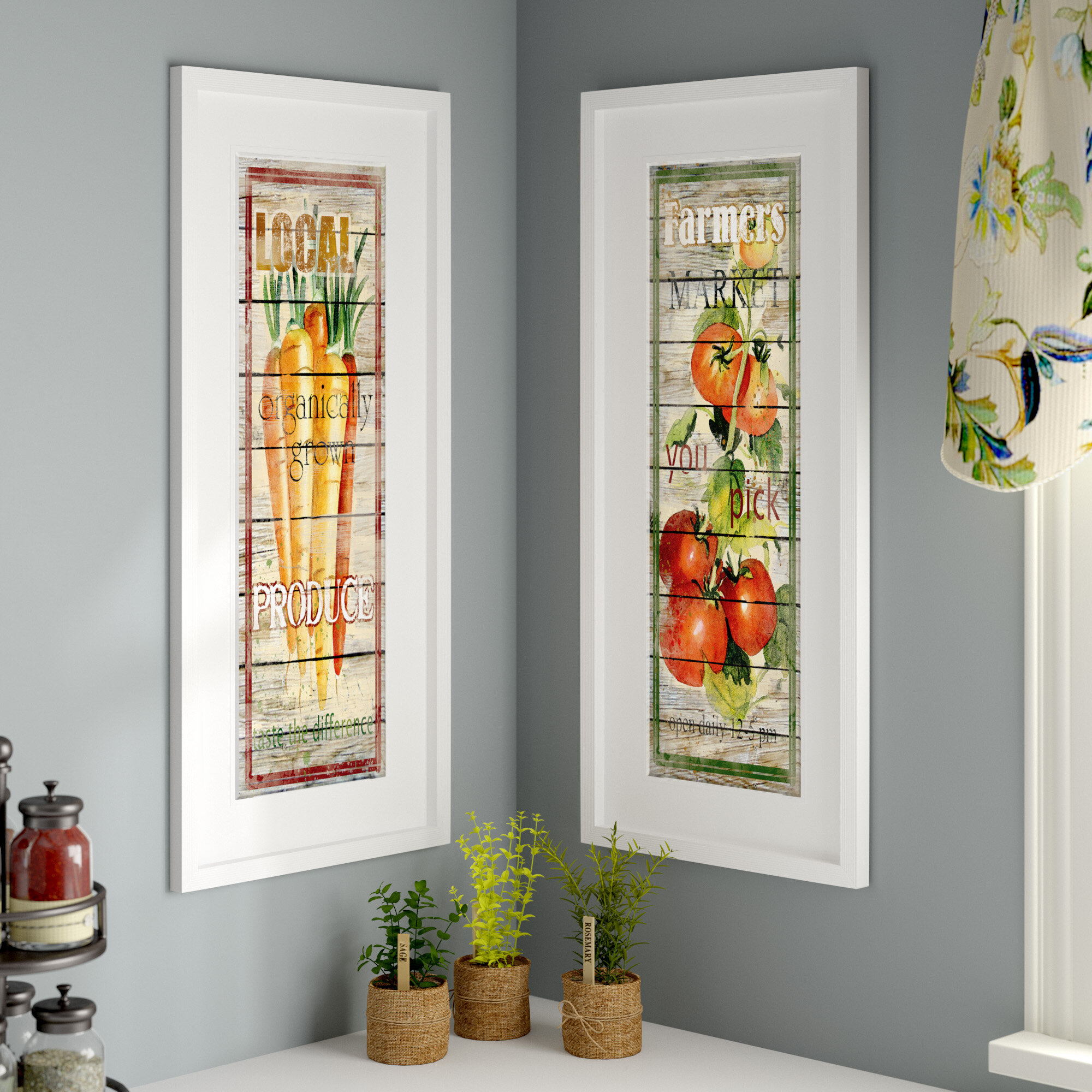 Kitchen Dining Wall Art You Ll Love In 2021