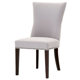 Raphael Upholstered Side Chair (Set of 2) by One Allium Way