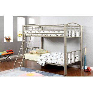 Kostemia Twin Bunk Bed by Hokku Designs