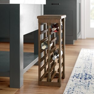 Sheridan 12 Bottle Floor Wine Rack by Mis..
