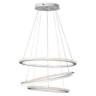 Allos� 3-Light Chandelier by ?lan Lighting