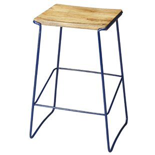 Dayton Noonan 79cm Bar Stool By Beachcrest Home
