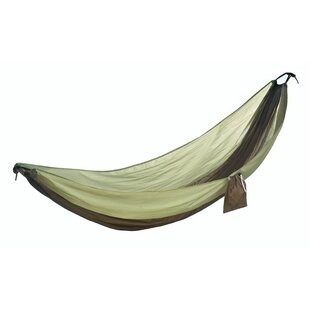 Dakota Parachute Travel Camping Hammock by Freeport Park Best Design