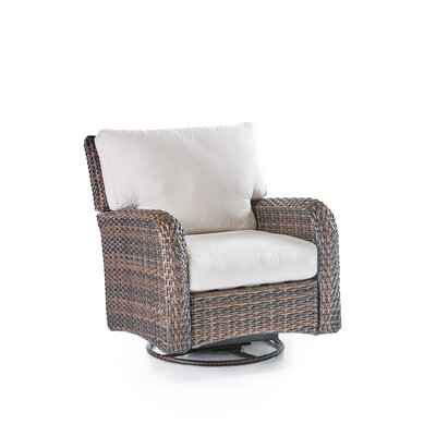 Losey Patio Chair With Cushion Rosecliff Heights Frame Color