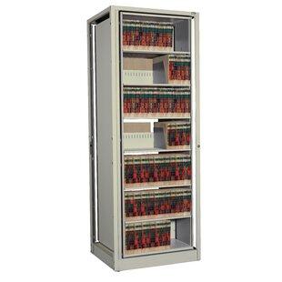 Ez2 Rotary File 82.5 H Seven Shelf Shelving Unit by Datum Storage