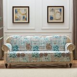Stannard Box Cushion Sofa Slipcover by Highland Dunes