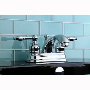 Kingston Brass Knight Centerset Bathroom Fau..