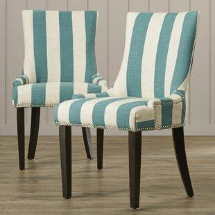 Beachcrest Home Gowanus Dining Chair (Set of 2)