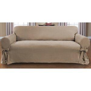 Sienna Box Cushion Sofa Slipcover