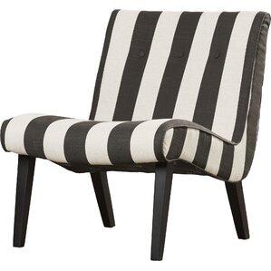 Aliette Slipper Chair by House of Hampton